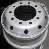 commercial used semi truck wheel 20inch