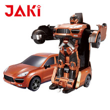 New arrival educational children robot model smart car diecast toys smart toys for kids