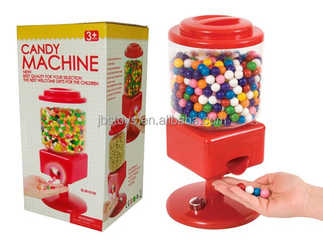 Candy Dispenser, Mini Candy Machine Toy TJ14080223