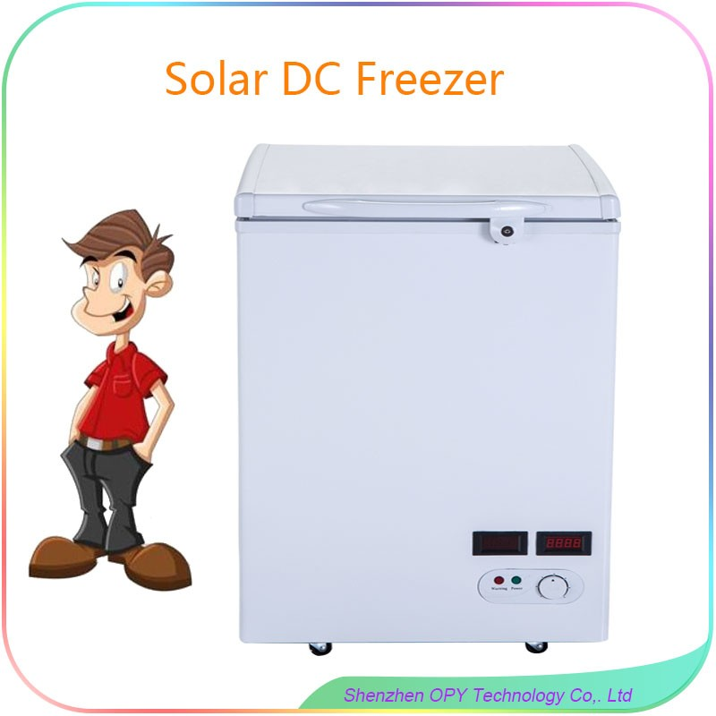150L dc <strong>12V</strong> solar system walk in freezer and solar powered refrigerator