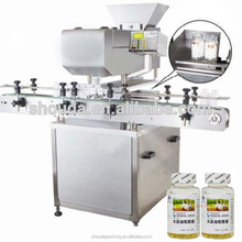 Finely Processed High Performance Automatic Coffee Capsule Medicinal Tablet Counting Filling And Sealing Machine