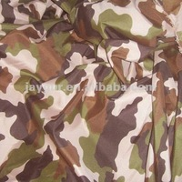 pu coated camouflage waterproof breathable fabric