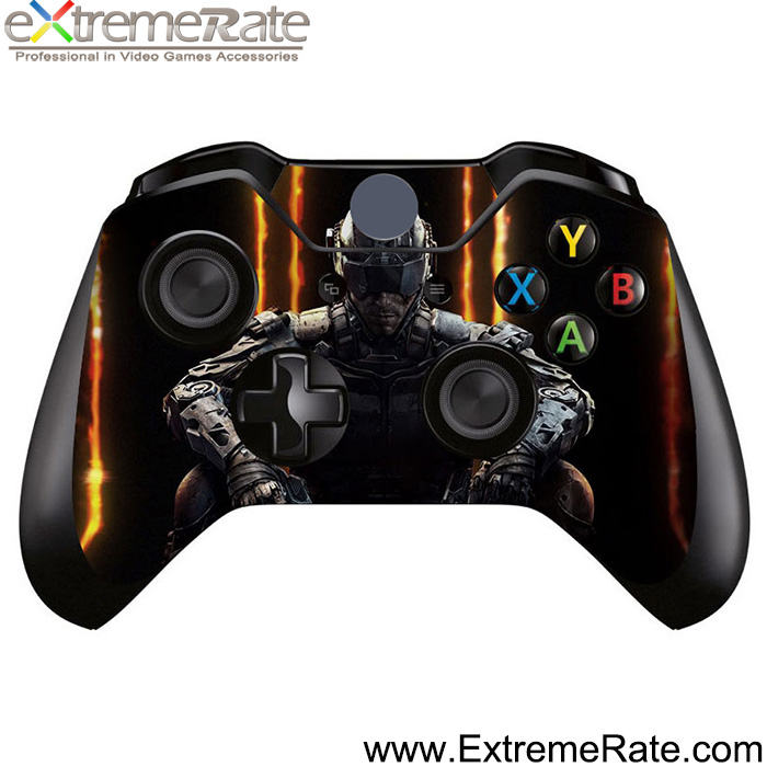 Decal skins for Xbox One vinyl skin black ops 3