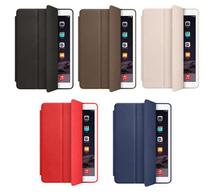 PU Leather Smart Cover Case for ipad mini 2/3/4 With Magnetic Auto Wake & Sleep Function
