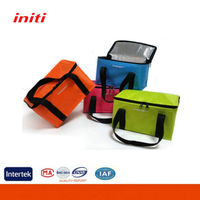 INITI Factory Customized Promotional Insulated Cooler Bag for Wine