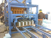 Concrete Cement Used EPS Block Moulding Making Machine