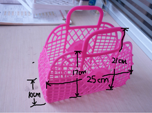 foldable Plastic baskets