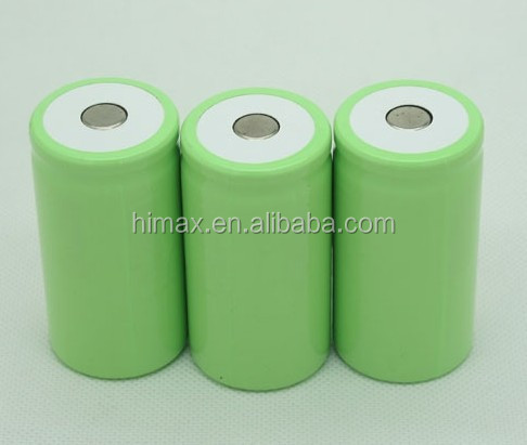 NI-MH D 8000mah 4.8v rechargeable battery pack/ Nimh D 4.8V 8000mah batterie