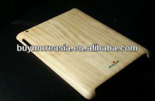 2013 Genuine Natural wooden case for ipad3 wood protection