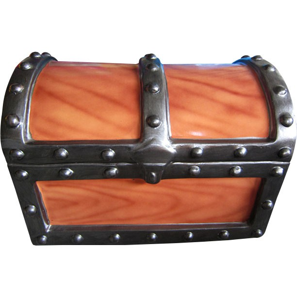 Fiberglass Playground Jewelry Box
