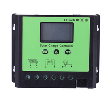 ME12V040D China price pwm solar <strong>charge</strong> <strong>controller</strong> with LCD display