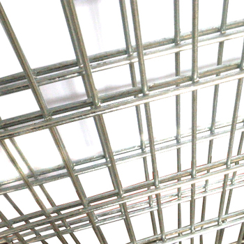 8 gauge 3x3 welded wire mesh panel used in decoration