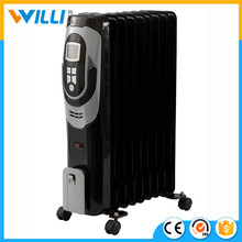 CE /RoHS certificate high technology mini oil filled radiator for room/bathroom/living room