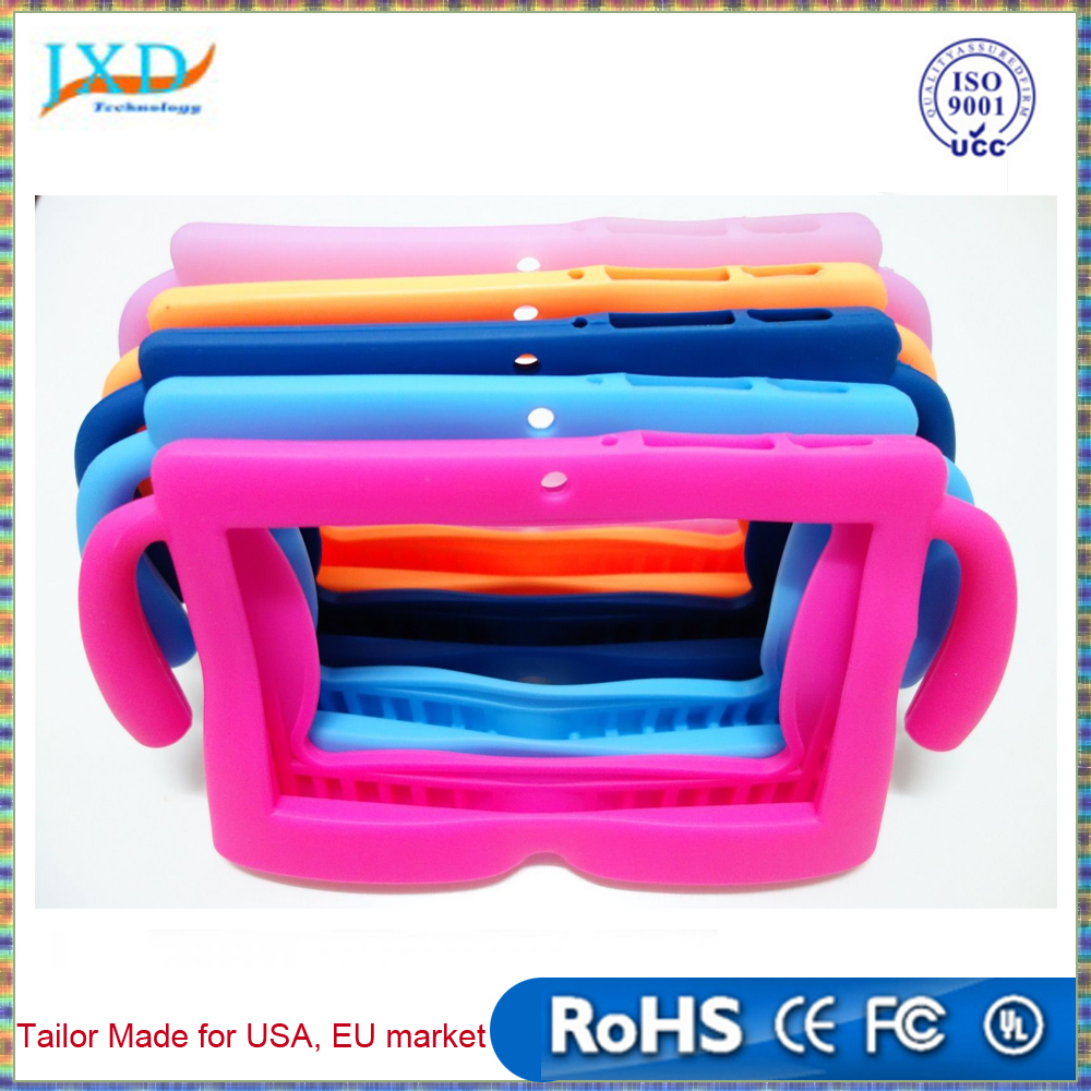 "Soft Silicone Cover Case for 7"" Inch Android Kids Gilr's Boy's Tablet PC Q88"