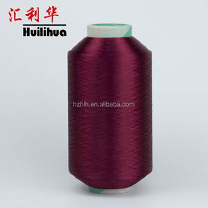 120D/2 100%Viscose Rayon Cone Dyed Embroidery Thread