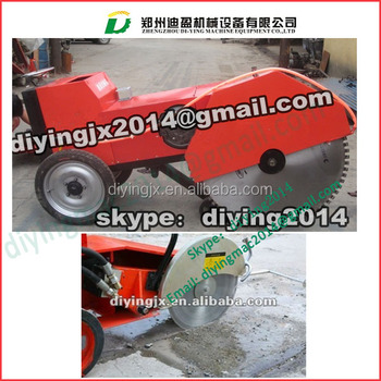 concrete core cutting machine/concrete floor saw /road cutting saw machine