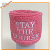 Terry Cotton Sport Sweatband Armband custom terry sweat armband