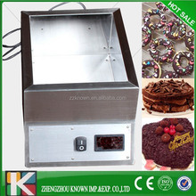 Small capacity chocolate processing line/chocolate warm machine
