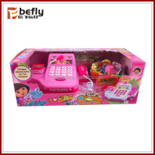 Play set toy cashier for kids
