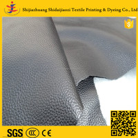 classical style sofa leather pvc leather imitate genuine leather fabric