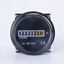 TH-1 7 digital Round Counter For Generators,Motors, Boat Meter <strong>Timer</strong> AC160-240V Counter Hour Meter, Mechanical <strong>Timer</strong>