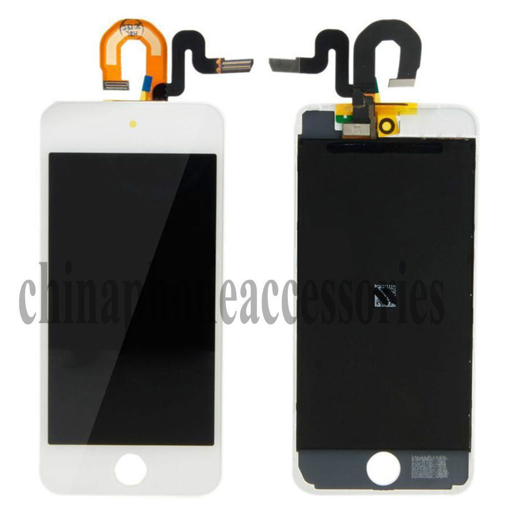 For iPod Touch 5 5th 5 Gen LCD Display Touch Screen Digitizer Assembly White