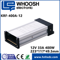 Waterproof IP62 Outdoor AC DC SMPS / atx Switching LED Power Supply