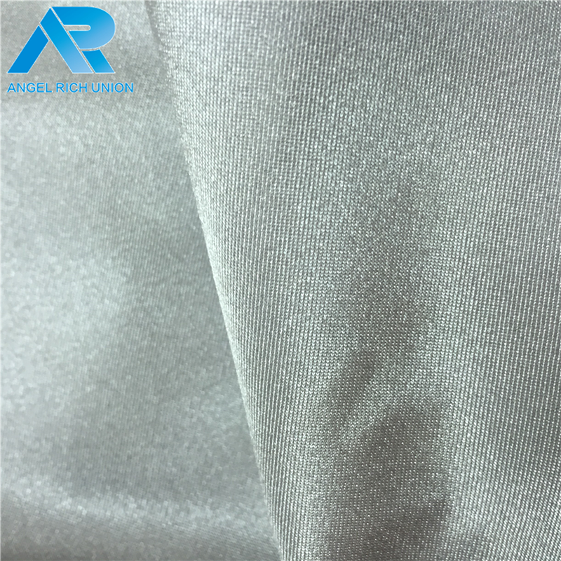 New Fashion Good pure color satin silk fabric for curtain and home decoration