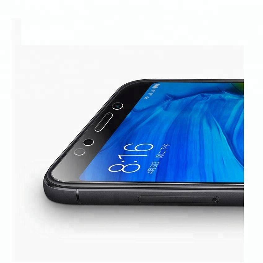 Wholesale Price 2.5D 9H Clear Tempered Glass Screen Protector for Xiaomi 6x