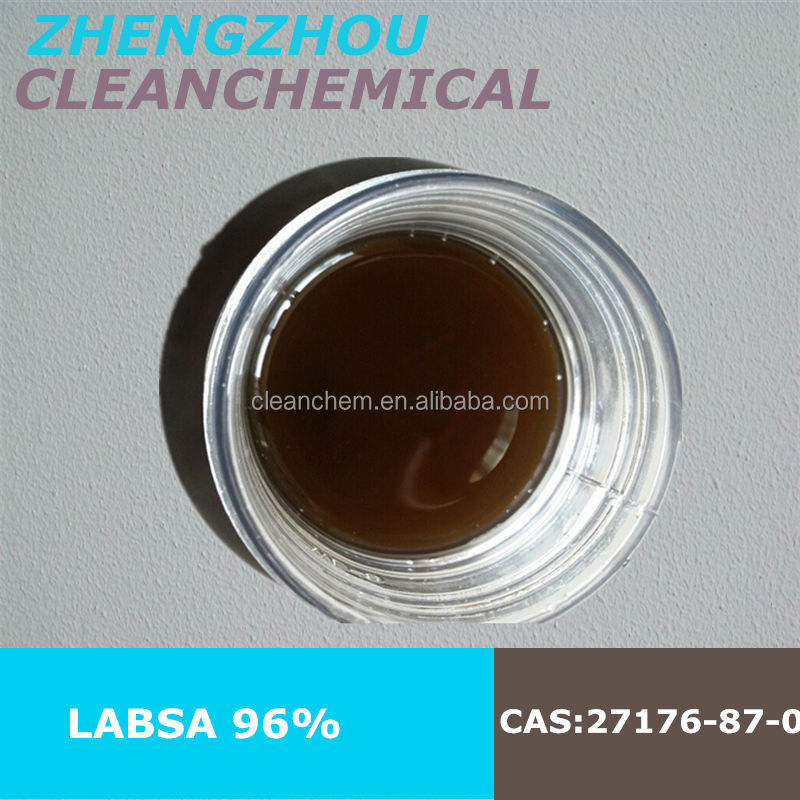 [Cheap]sodium salt labsa Linear alkyl benzene sulphonic acid