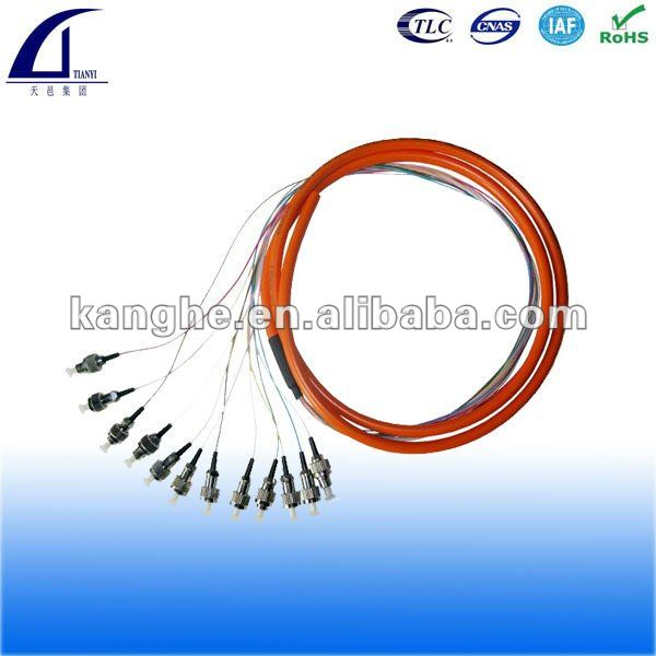 fiber optic SC connector pigtail