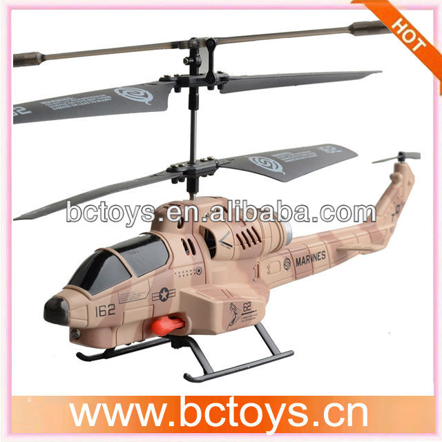3.5CH gyro Speed up missile launcher rc helicopter HY0040231