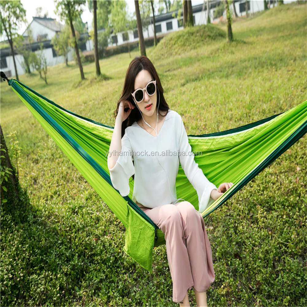 Sleeping Swing Bed Portable Camping Hammock