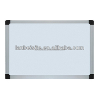 Cheap notice board! magnetic message board, dry eraser board.