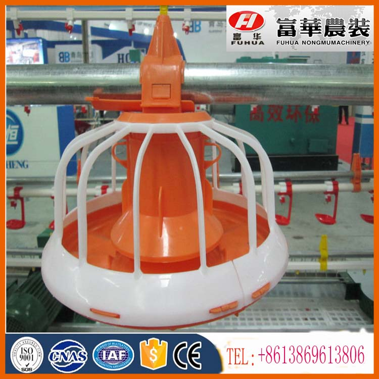 pan feeding system for duck