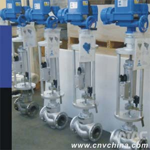 casting steel temperature control water flow regulator