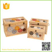 small toy unfinished wooden boxes for crafts