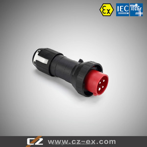 Best selling ATEX IECEX Electrical plug