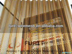 Metal Drapery/Curtain Decorative Wire Mesh