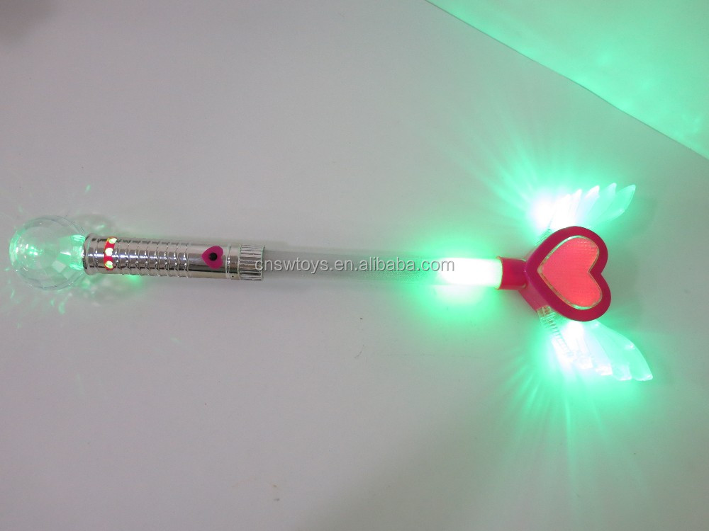 angel wand toy Party Flashing Glow Novelty Toy