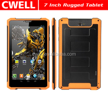 PS-K8100 7 inch Capacitive Touch Screen MTK6572 Dual Core 2MP Camera WIFI GPS 3G Android 4.2.2 Rugged Tablet PC