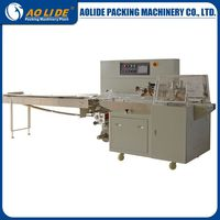 Manufacturer professional adult diapers packing machine