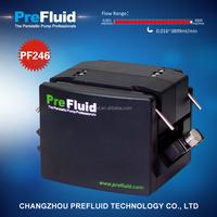 Prefluid PF246 chemical dosing pump suppliers,chemical dosing pump working principle,pneumatic metering pump
