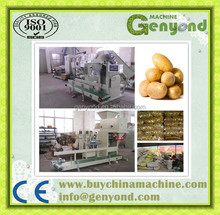 Automatic Potato Packaging Machinery / potatoes packing equipment