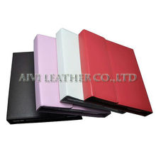 Top Quality Bluetooth Keyboard For Ipad Mini with PU Leather Case