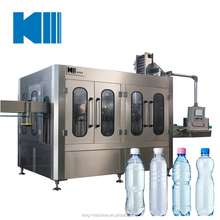 Fully Automatic Bottle Water Filling / Bottling machine Complete Line