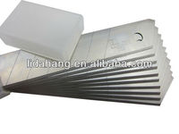 { 2013 free sample} 7 lines silver LDH-B02 18mm stock blade grass