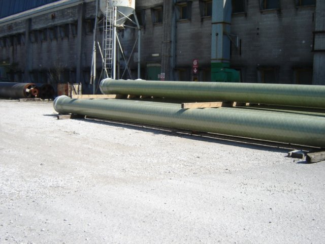 Grp Plastic Pipes