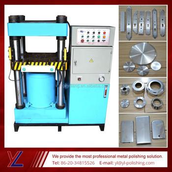 stainless steel press machine