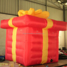 inflatable gift box model,Christmas inflatables